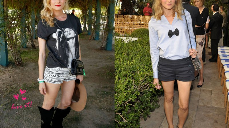 Style to watch: Diane Kruger!