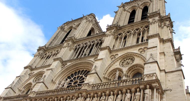 NOTRE DAME - #París Día 1