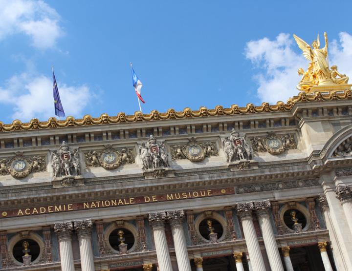 Museo de Louvre y Ópera Garnier - #París