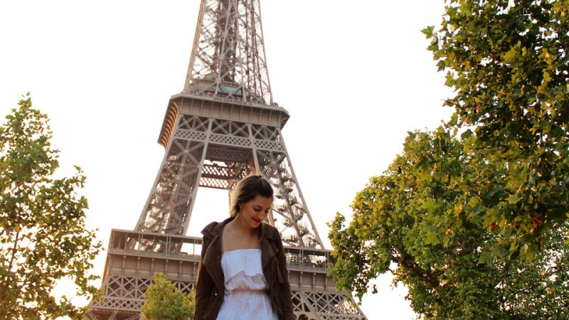 "Get the look: ""Tour Eiffel"" – #París"