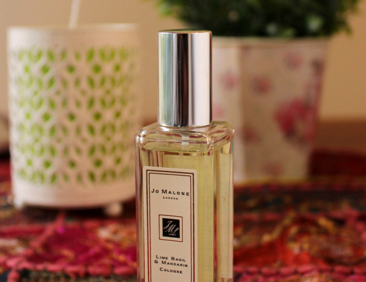 JO MALONE London: Lime Basil & Mandarin