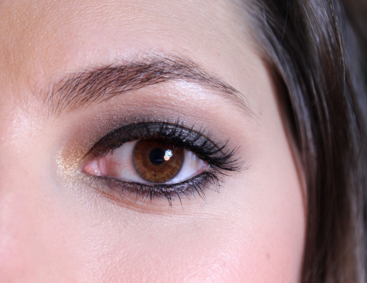 Tutorial de Maquillaje: Brown & Black Smoky - I'm Karenina TV