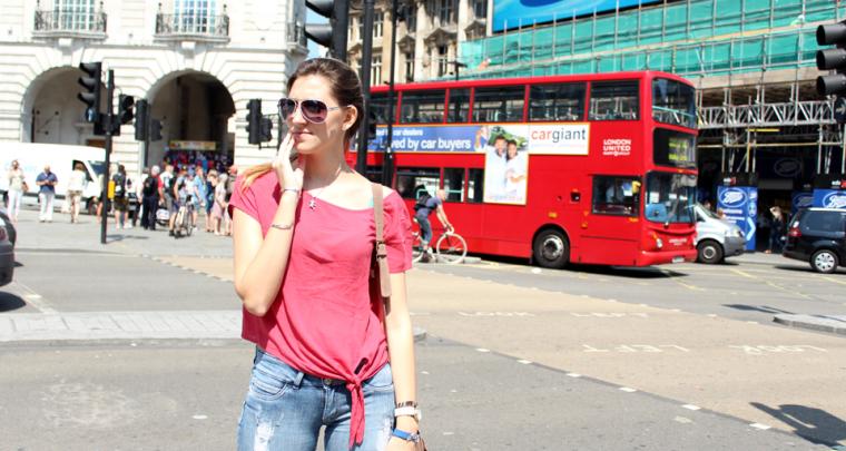 Picadilly Circus, Green Park y Kensington Garden - #Londres Día1