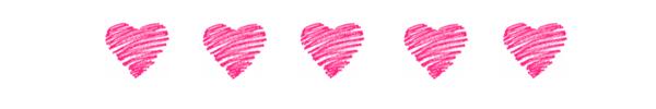 5 corazones