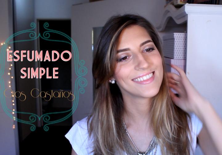 Esfumado Simple para Ojos Castaños - I'm Karenina TV