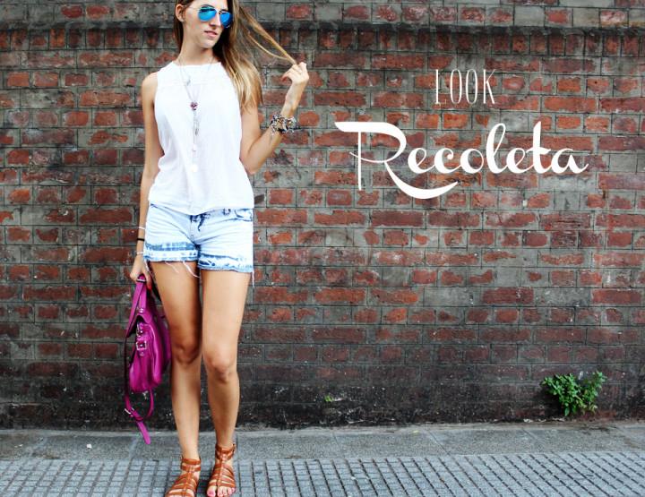 Look: RECOLETA