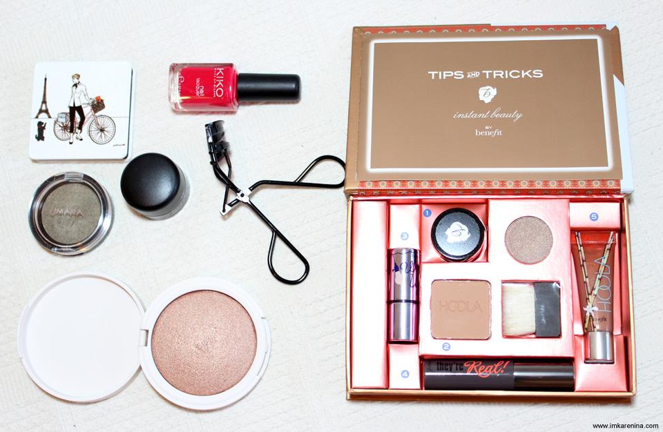 beauty-haul-kiko-umara-mac-benefit-topshop