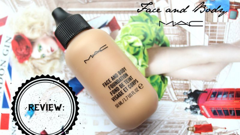 Base Face & Body – MAC