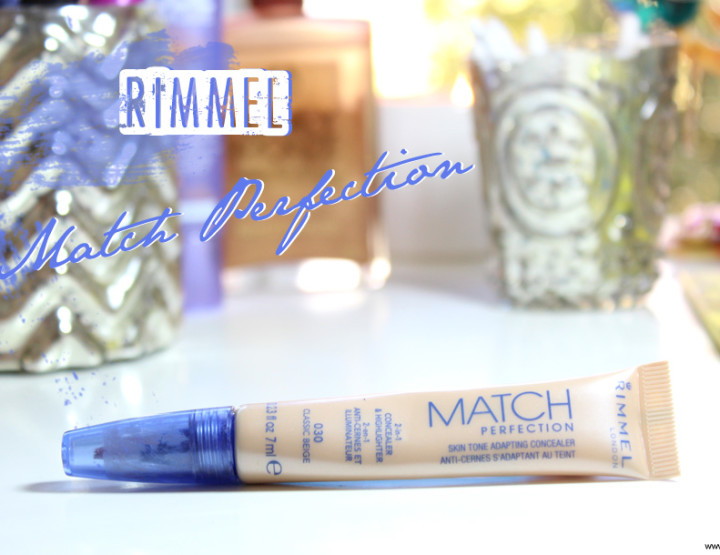 Corrector Match Perfection - RIMMEL