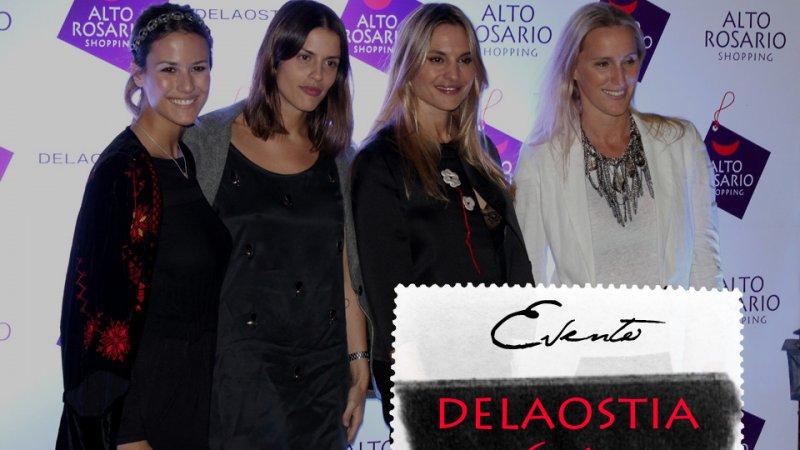 """Delaostia – Lanzamiento FW2015 """"Wild Beauty"""""""