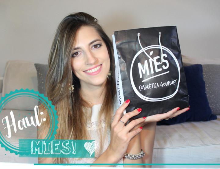 Haul: MIES Cosmética Gourmet - I'm Karenina TV