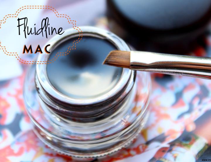 Delineador en gel Fluidline - MAC