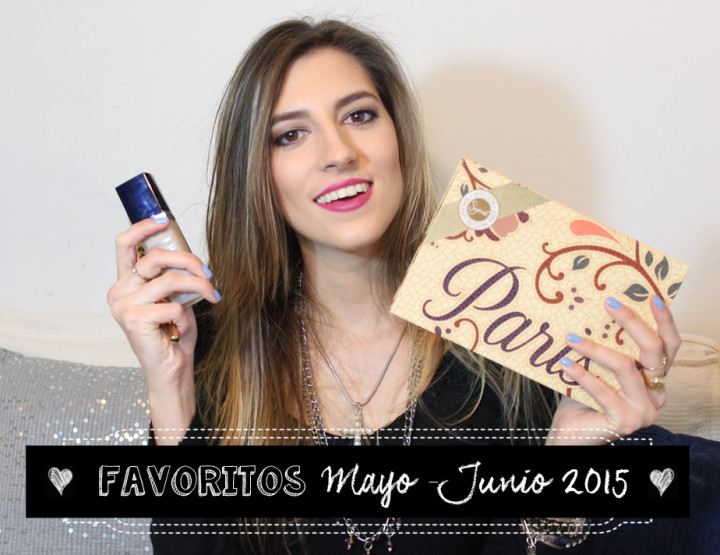 Favoritos Mayo - Junio 2015 - I'm Karenina TV
