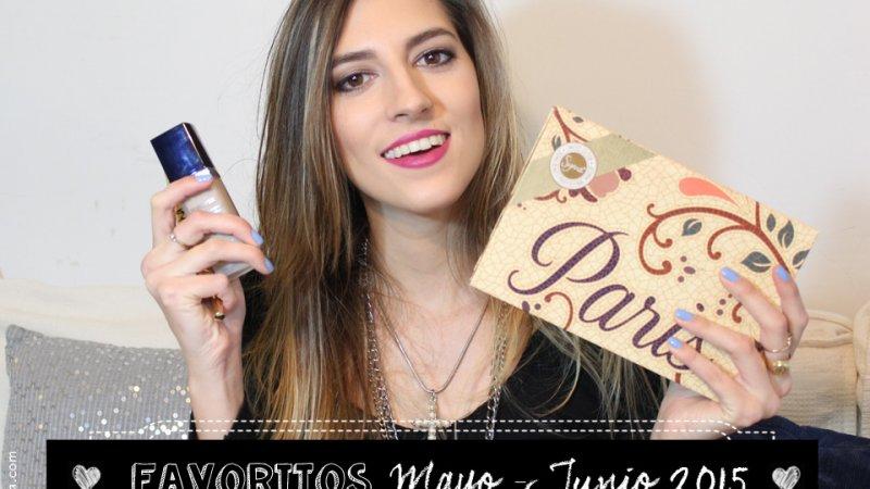 Favoritos Mayo – Junio 2015 – I'm Karenina TV