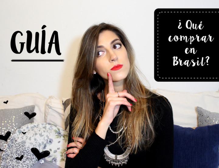 Guía de compras en Brasil - I'm Karenina TV