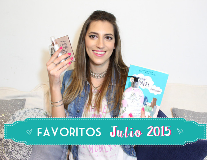 Favoritos Julio 2015 - I'm Karenina TV
