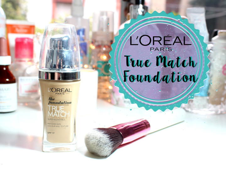 True Match Foundation - L'OREAL