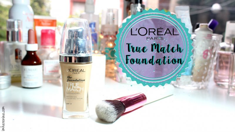 True Match Foundation – L'OREAL