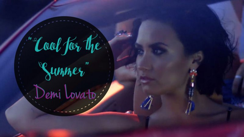"Maquillaje Demi Lovato ""Cool for the Summer"" – I'm Karenina TV"