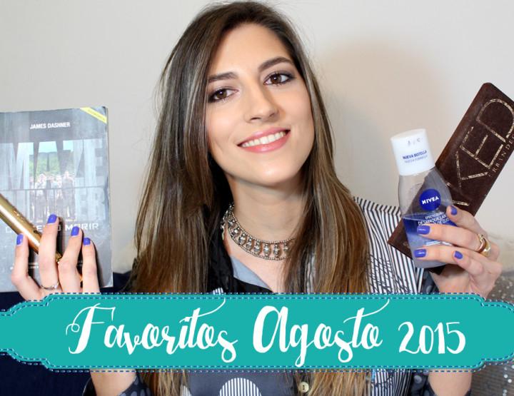 Favoritos Agosto 2015 - I'm Karenina TV