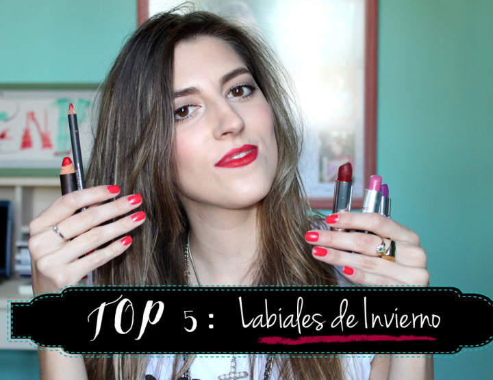 TOP 5: Labiales de Invierno - I'm Karenina TV