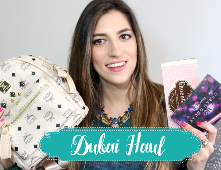 DUBAI HAUL: Fashion + Beauty - I'M KARENINA TV
