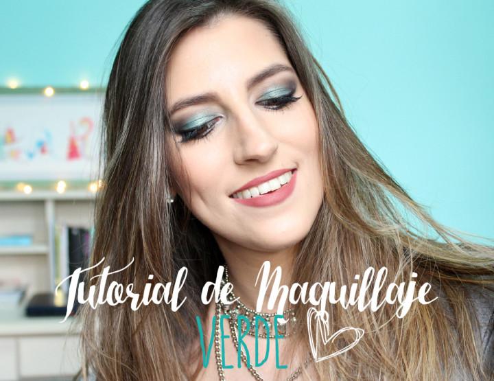Tutorial de Maquillaje: VERDE - I'm Karenina TV