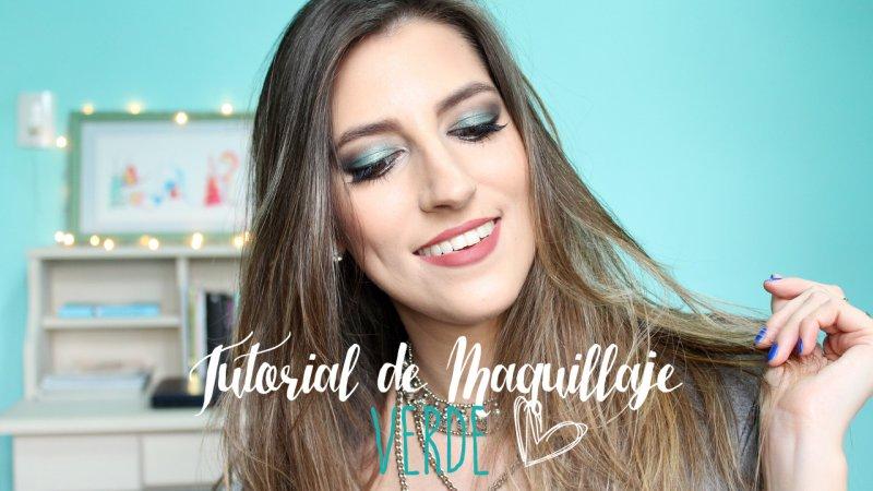 Tutorial de Maquillaje: VERDE – I'm Karenina TV