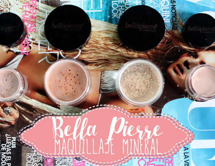 Bella Pierre Cosmetics Kit