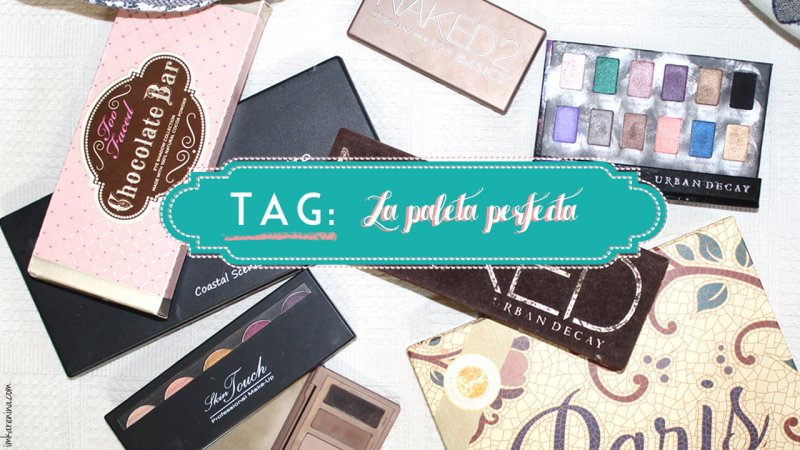 TAG: La paleta perfecta – I'm Karenina TV
