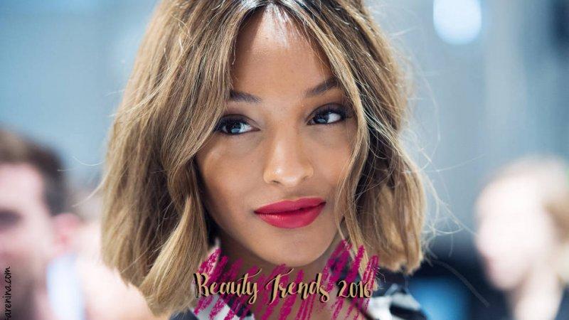 Tendencias: Beauty 2016