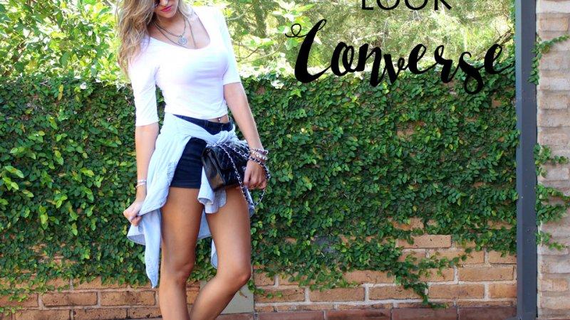 Look: Converse