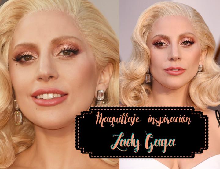 Maquillaje inspiración Lady Gaga - I'm Karenina TV