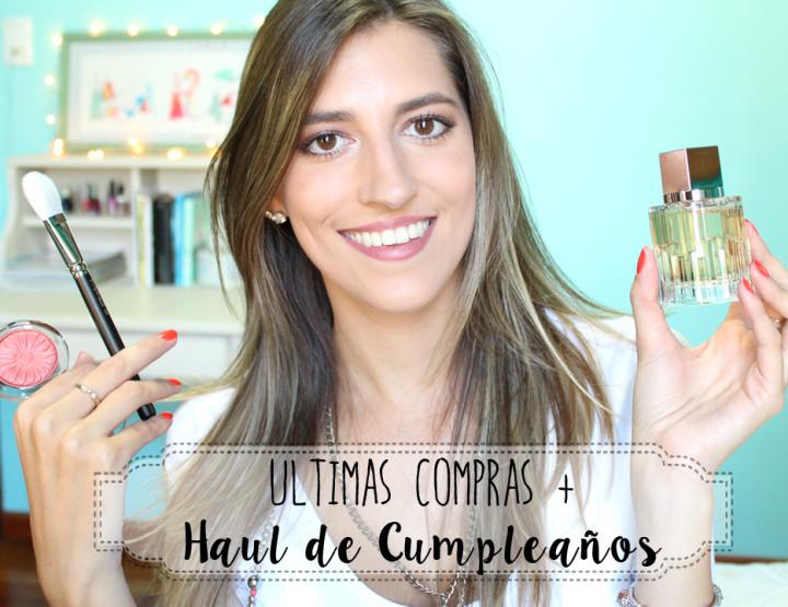 Últimas compras + Haul de cumpleaños - I'm Karenina TV