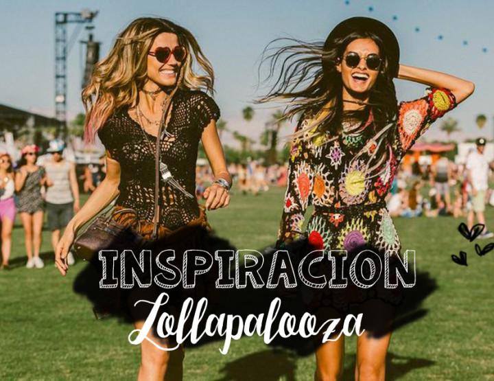 Inspiración: Looks para el Lollapalooza