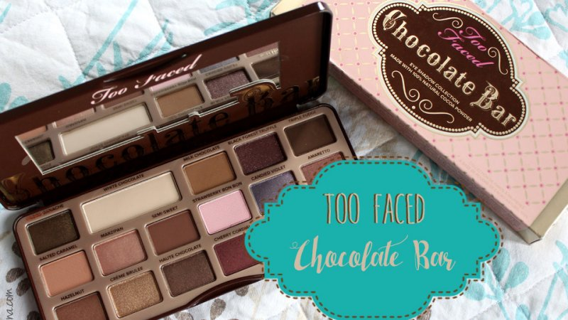 Chocolate Bar – TOO FACED