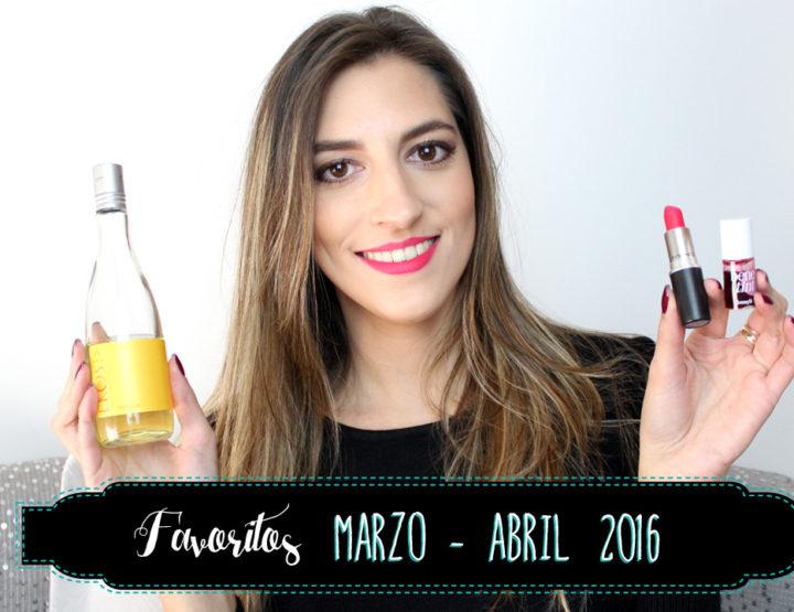 Favoritos Marzo/Abril 2016 - I'm Karenina TV
