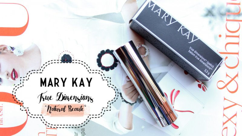 "Labial True Dimensions ""Natural Beauté"" – MARY KAY"