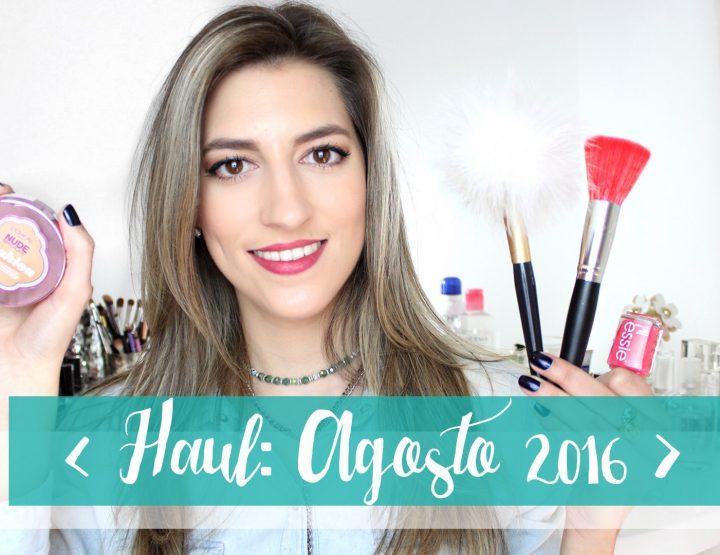 HAUL: Agosto 2016 - I'm Karenina TV