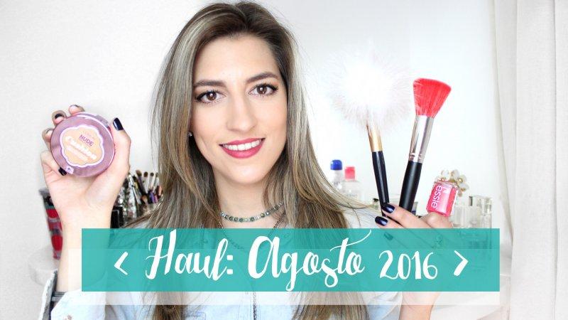 Haul: Agosto 2016 – I'm Karenina TV