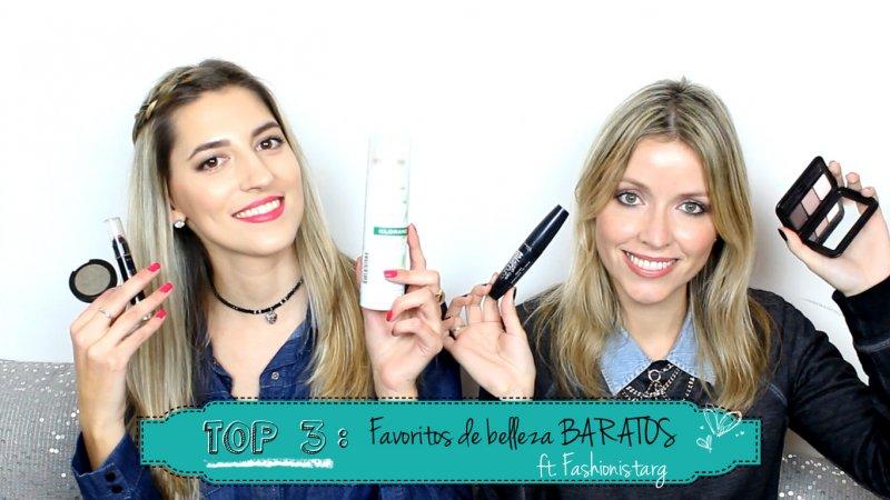 TOP 3: Favoritos BARATOS ft. Fashionistarg – I'm Karenina TV