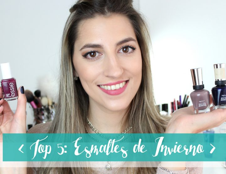 TOP 5: Esmaltes de Invierno - I'm Karenina TV