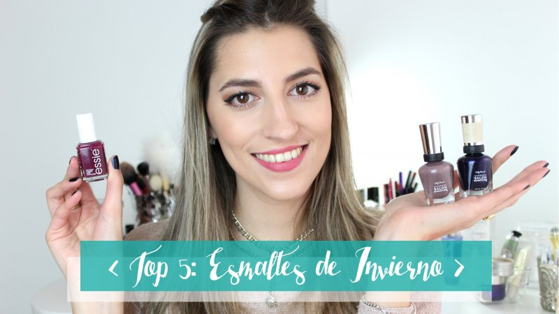 TOP 5: Esmaltes de Invierno – I'm Karenina TV