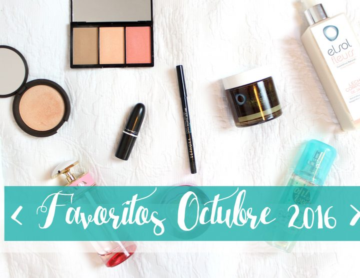 Favoritos Septiembre/Octubre 2016 - I'm Karenina TV