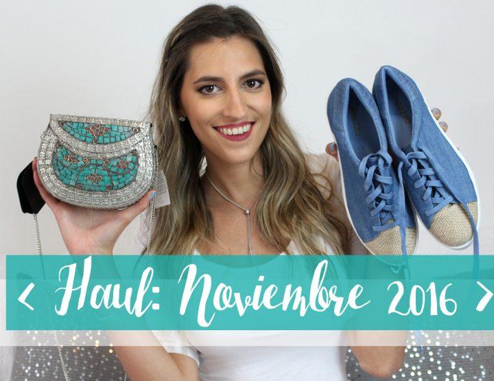 HAUL: Noviembre 2016 - Rosario + Foz - I'm Karenina TV