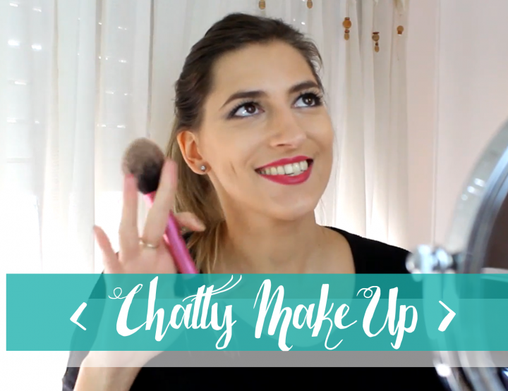Chatty Make Up - I'm Karenina TV