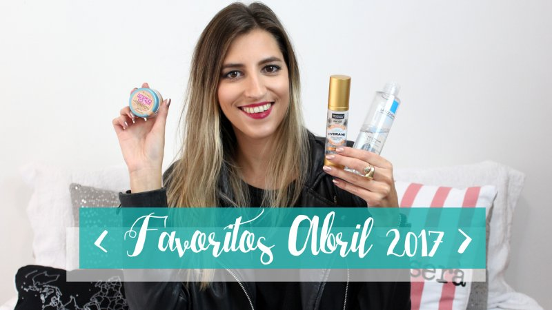 Favoritos Abril 2017 | I'm Karenina TV