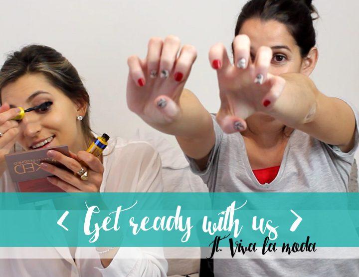 Get ready with us: Estilo Rosario con Viva la Moda