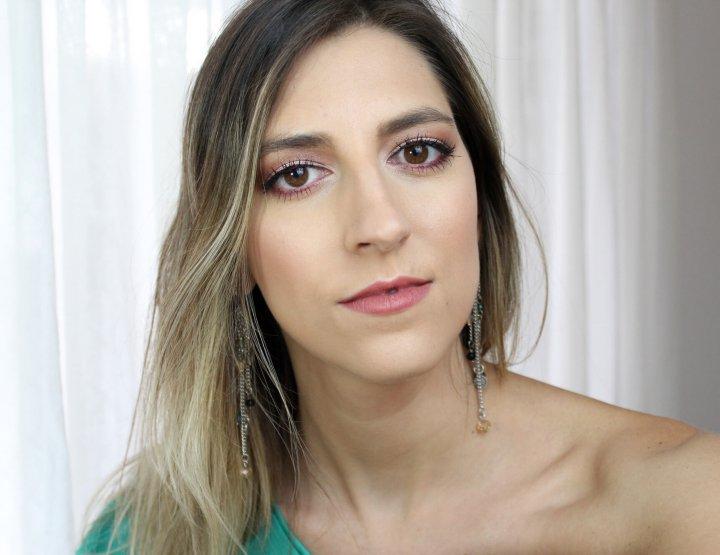 ESPECIAL NAVIDAD: Maquillaje Rosa - I'm Karenina TV