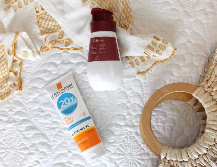 Verano 2018: 2 productos corporales para cuidar la piel